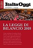 La legge di bilancio 2018