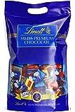 Lindt Napolitains, Mini Schokoladentafeln, ca. 375 Stück (Milch Extra, Milch-Nuss, Lindor Milch, Cresta Milch, Cresta Weiss, Crémant), 1er Pack (1 x 2.5 kg)