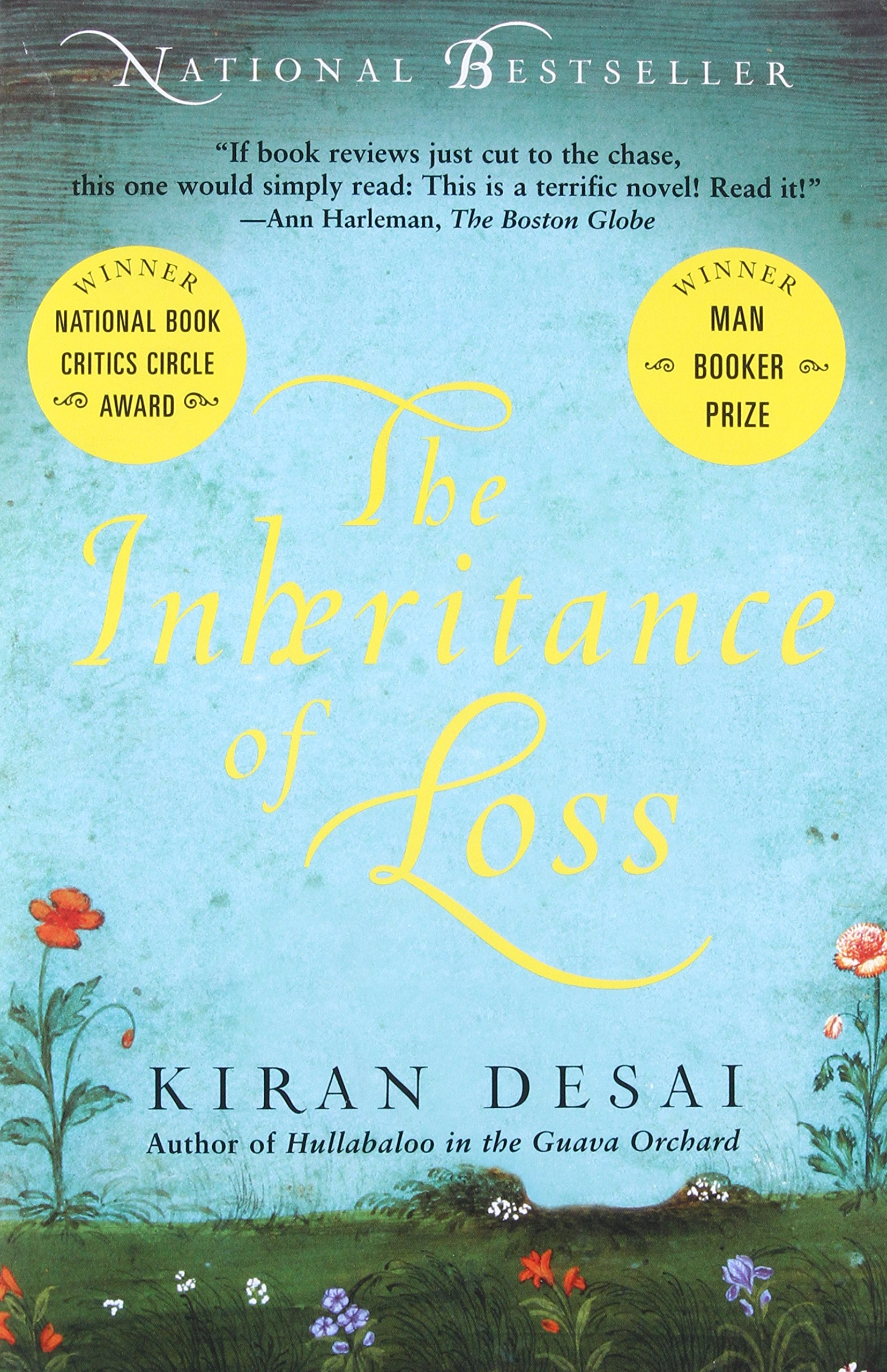 amazon the inheritance of loss kiran desai literary
