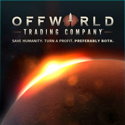 Offworld Trading Company [Online Game Code]