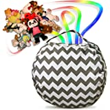 Amazon Com Stuffed Animal Storage Bean Bag Cover