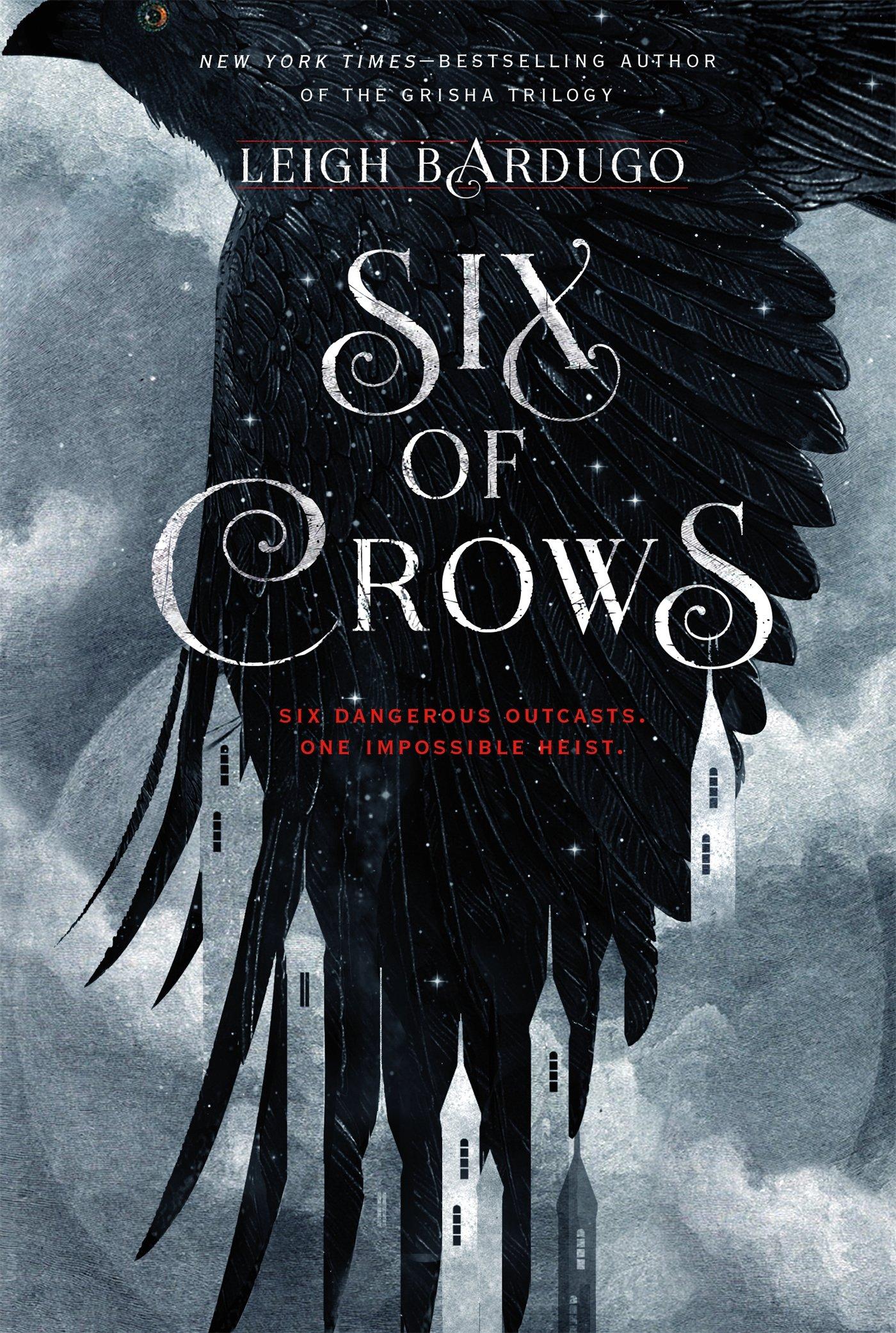 6 OF CROWS (Six of Crows): Amazon.es: Bardugo, Leigh: Libros en idiomas  extranjeros