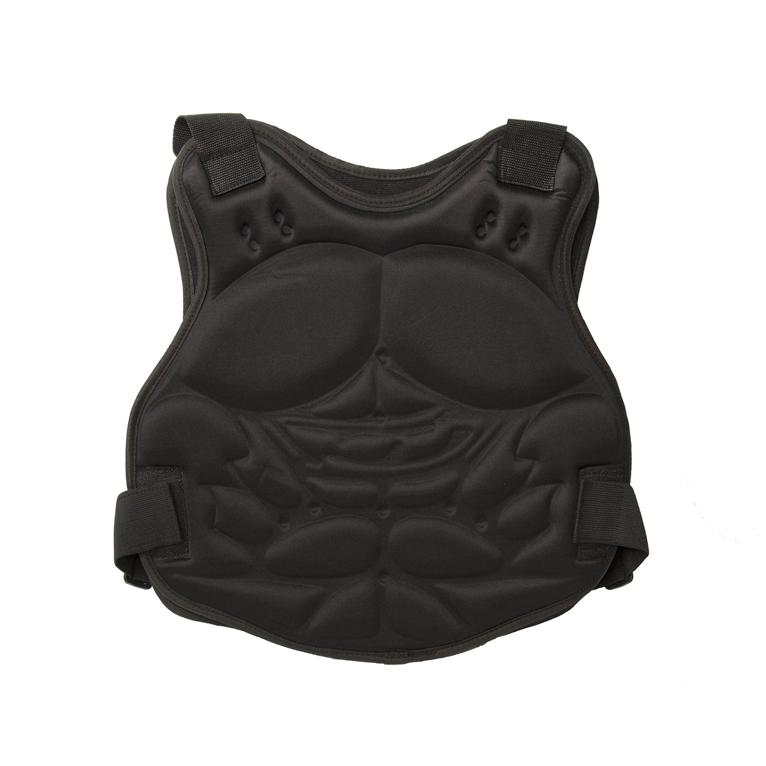 ALEKO PBCPV53 Paintball Airsoft Chest Protector Tactical Vest Outdoor Sports Body Armor Camouflage by ALEKO