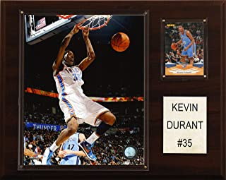 product image for NBA Kevin Durant Oklahoma City Thunder Player Plaque