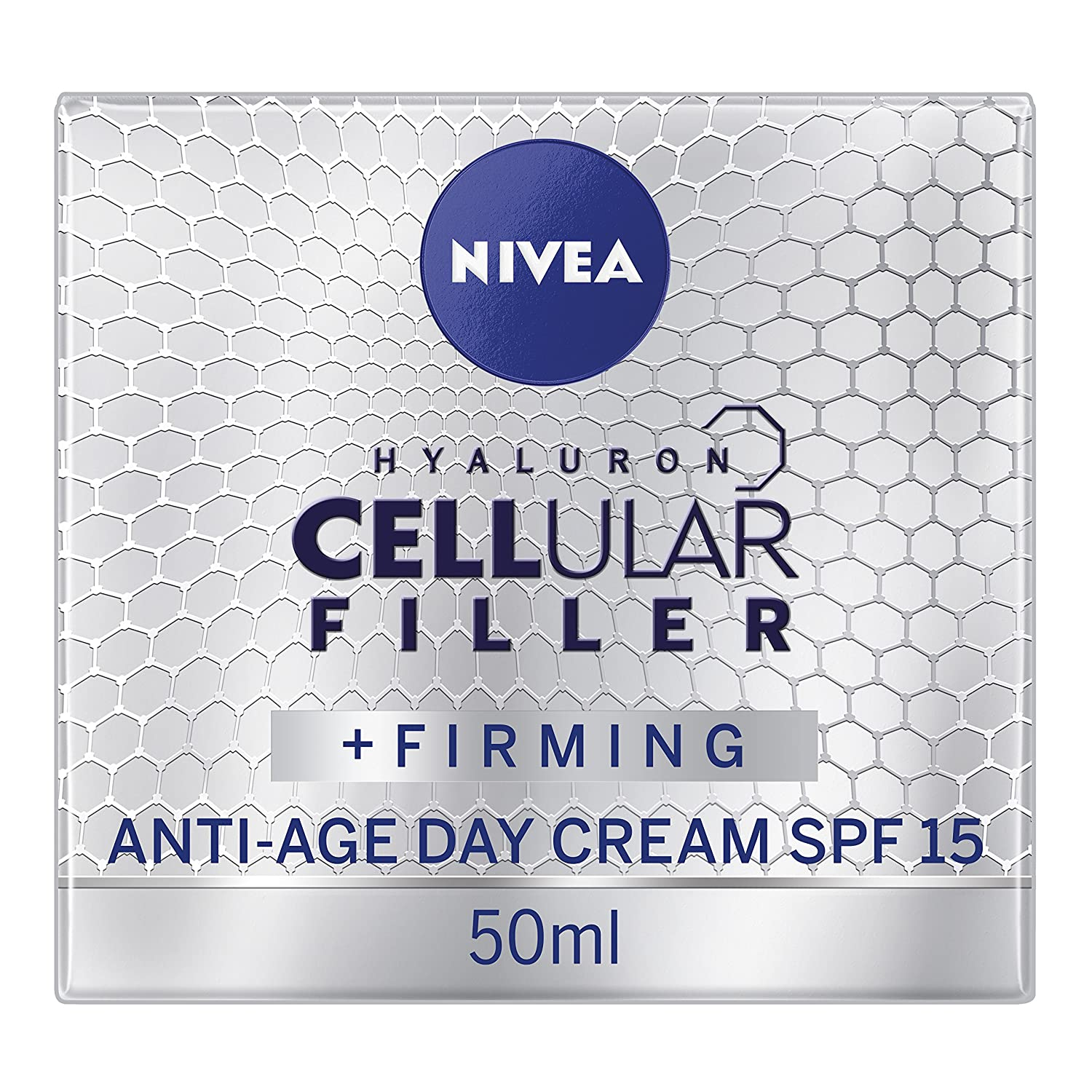 NIVEA Cellular Anti-Age Facial Night Face Cream, 50 ml Beiersdorf UK Ltd 82386-04500-13