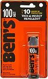 Ben's 100% DEET Mosquito, Tick and Insect Repellent