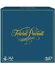 Trivial Pursuit – Jeu de societe Trivial Pursuit Classique – Jeu de réflexion – Version française