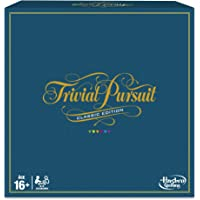 Hasbro Gaming - C19401010 - Trivial Pursuit