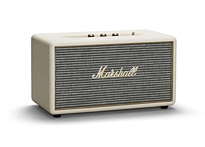The 8 best marshall stanmore portable wireless bluetooth stereo speaker