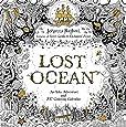 Lost Ocean 2017 Wall Calendar: An Inky Adventure and 2017 Coloring Calendar