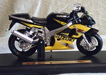 Motorrad Modell Maisto 118 Suzuki GSX R 600
