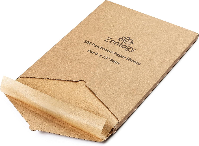 Zenology Parchment Paper