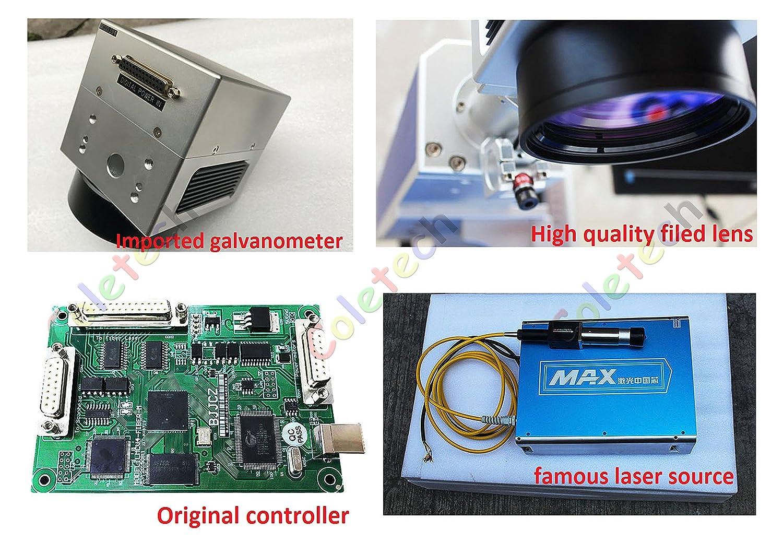 Industrial 10 W de láser de grabado Panificadora/eléctrica ...