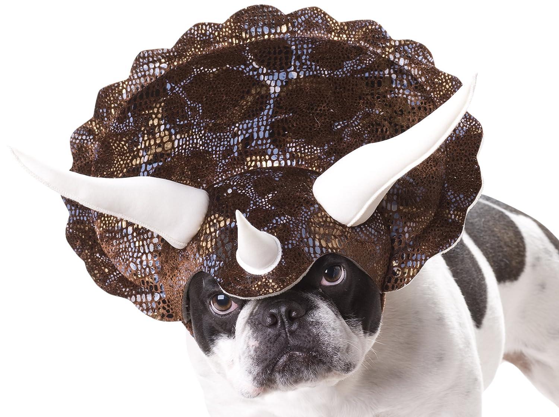Amazon.com : Animal Planet PET20104 Triceratops Dog Costume, Large ...