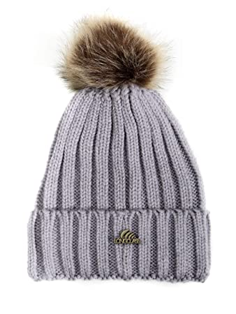 17949d23484 Longclass Knitted Winter Bobble Hat Bomboleo Very Soft and Comfortable to  Wear and Fine Crafted Warm ...