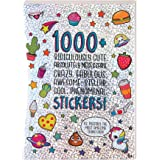 Fashion Angels 1000+ Ridiculously Cute Stickers for Kids - Fun Craft Stickers for Scrapbooks, Planners, Gifts and Rewards, 40