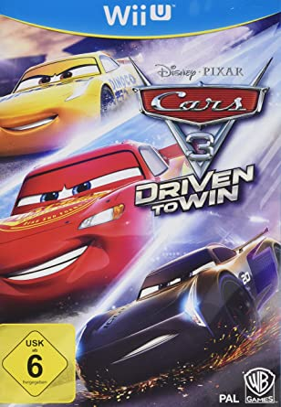 Cars 3 Driven To Win Wii U Nintendo Wii U Amazon De Games