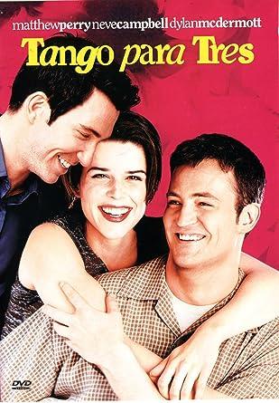Póster de la película Tango para tres