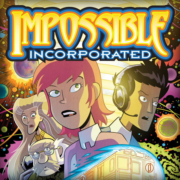 Impossible Inc. (Issues) (2 Book Series)