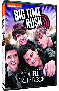 Amazon big time movie rags nickelodeon double feature big time rush the complete first season m4hsunfo
