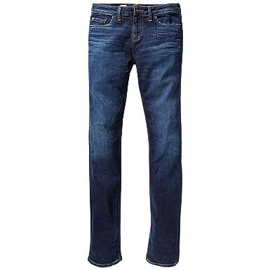 e8b73c524aa24b Tommy Hilfiger Damen Jeans Normaler Bund, ROME SLL MIDNIGHT  CHELSEA/1M87619675, Gr.