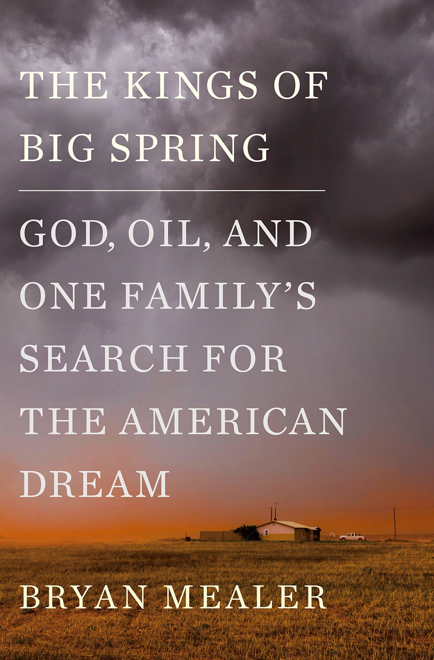 Kings Big Spring Familys American