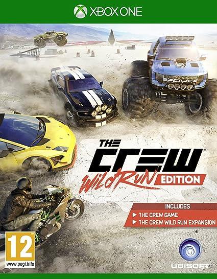 The Crew Wild Run [Importación Inglesa]: Amazon.es: Videojuegos