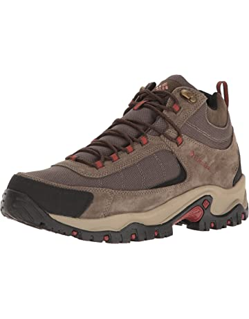 reputable site fcbef 51fa7 Columbia Men s Granite Ridge Mid Waterproof Boot, Breathable, Microfleece  Lining