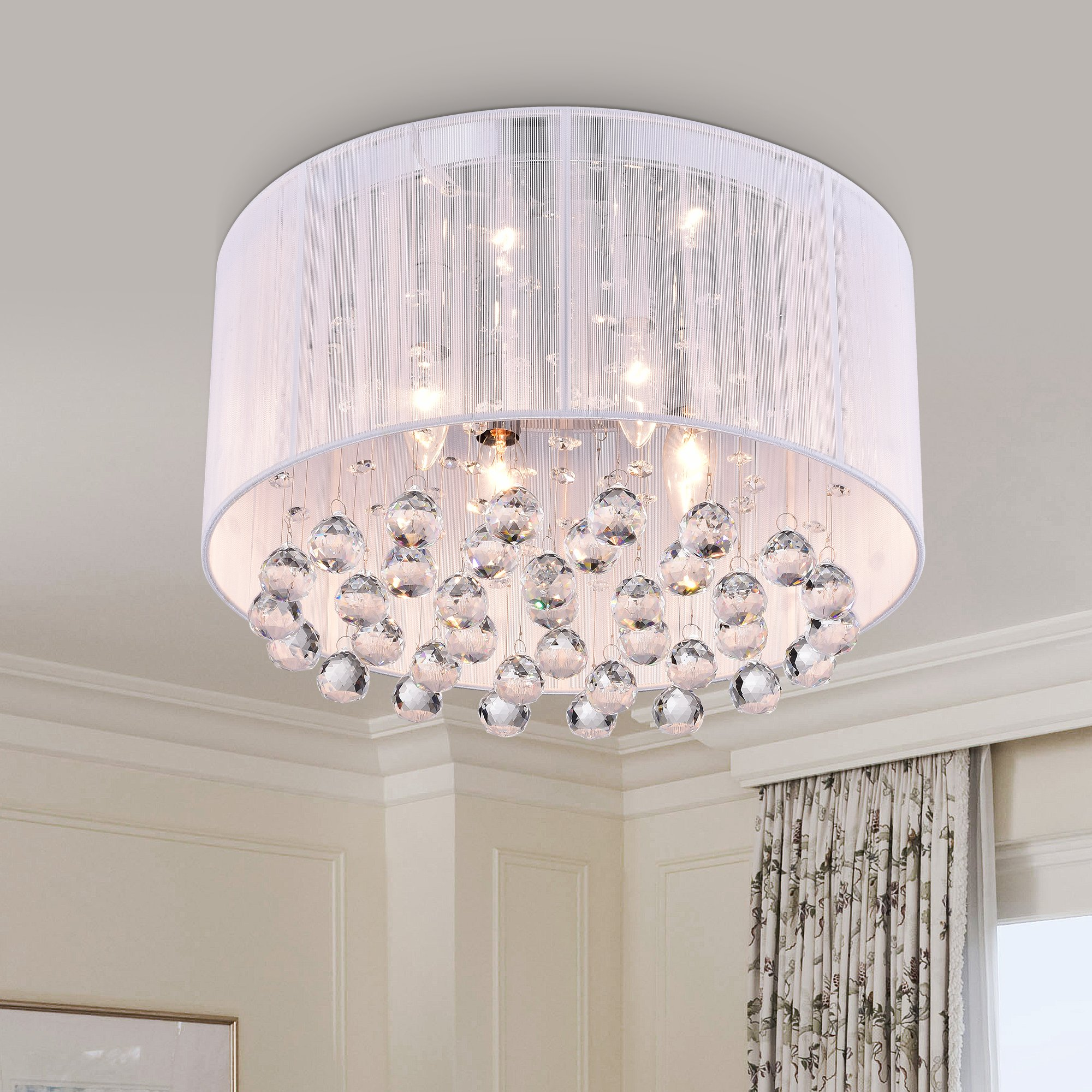 Whse of Tiffany RL8057 Optimus Chandelier by Whse of Tiffany (Image #1)