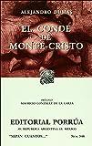 El Conde De Monte Cristo (portada puede variar)