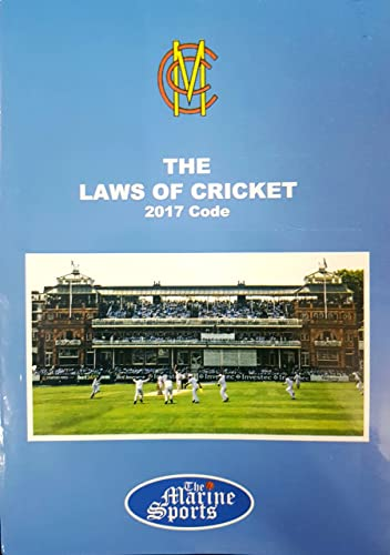 The Laws of Cricket 2017 Code