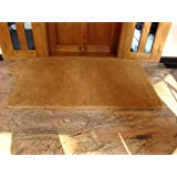 Kempf Natural Coir Coco Doormat, 24 by 39-Inch
