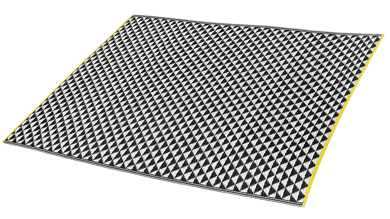 INNOVAXE Tapis int/érieur ext/érieur 160 x 230 cm en polypropyl/ène recycl/é Verona