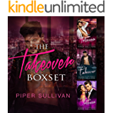 The Takeover Boxset: An Enemies to Lovers Complete Series