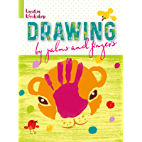 Drawing by palms and fingers (English Edition)