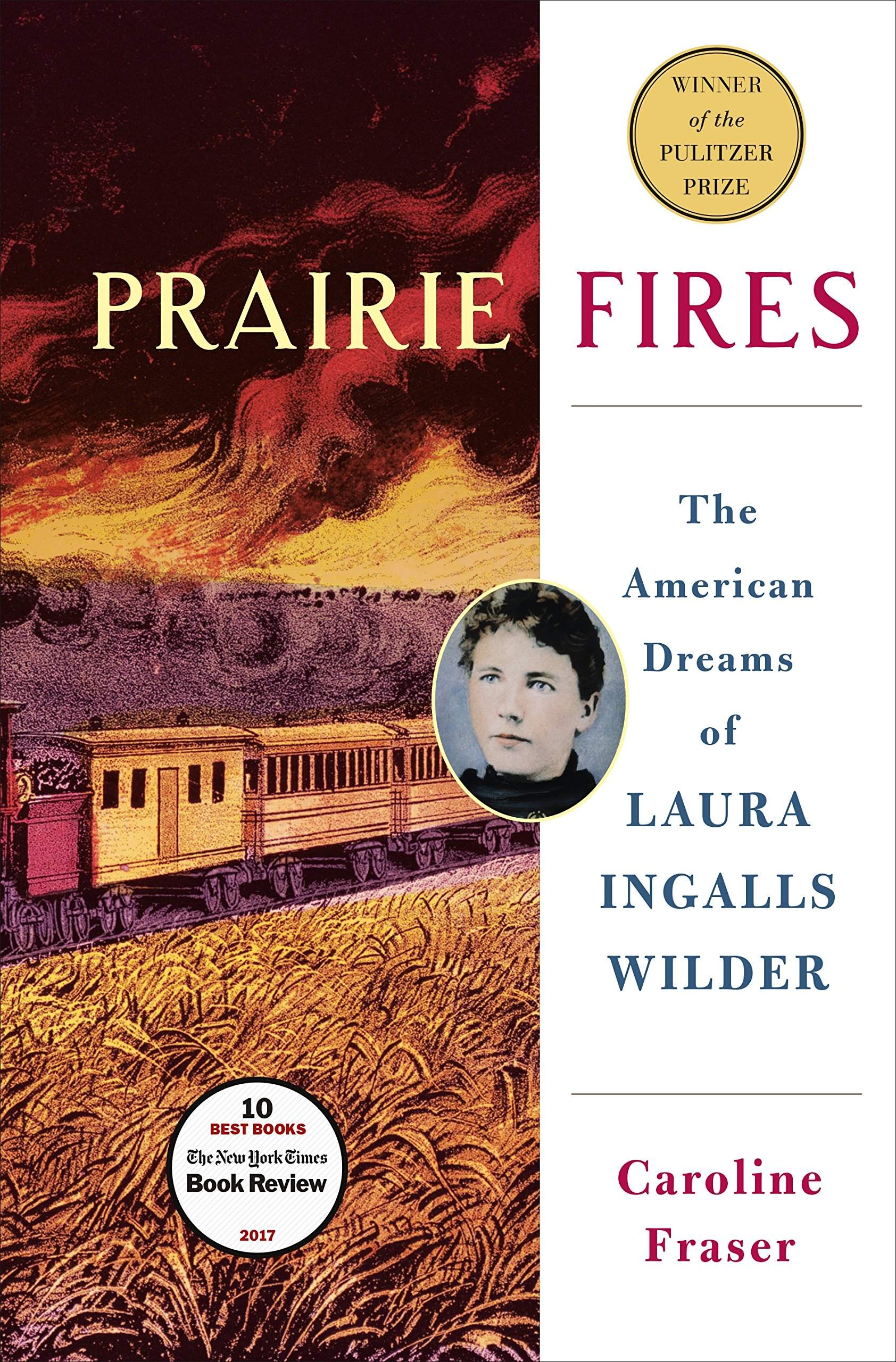 Image result for Prairie Fires: The American Dreams of Laura Ingalls Wilder