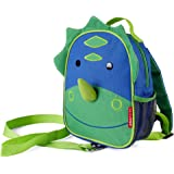 SkipHop ZOO Safety Harness, Blue/Green