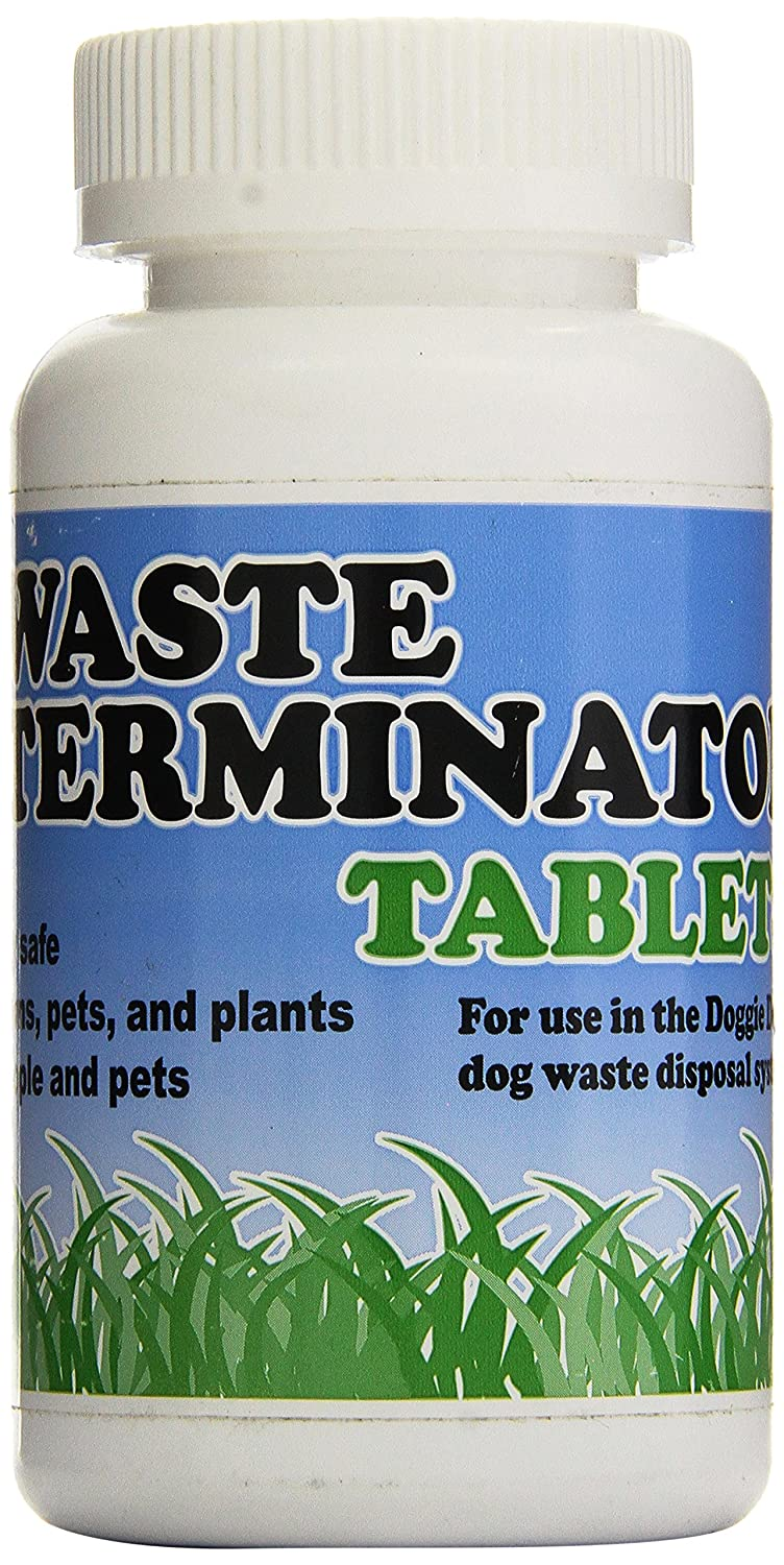 Doggie Dooley 3636 Waste Terminator Tablets (For Use in The) Hueter Toledo Inc.