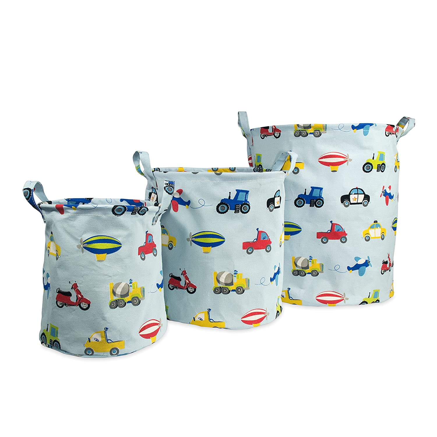 dream FACTORY Trains and Trucks Tractor Pillow Multicolor CHF Industries 2A71990XMU