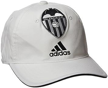 adidas Valencia CF Gorra, Hombre, (Blanco), OSFM: Amazon.es: Deportes y aire libre
