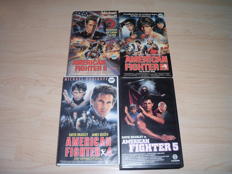 American Fighter 5 [Alemania] [VHS]: Amazon.es: David ...