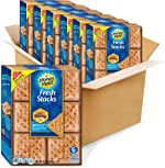 Honey Maid Fresh Stacks Graham Crackers, 6 Boxes of 6 Stacks