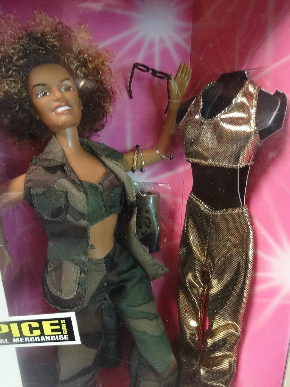 Spice Girls Spice It Up Muñeca - Scary Spice en Camuflaje Uniforme ...