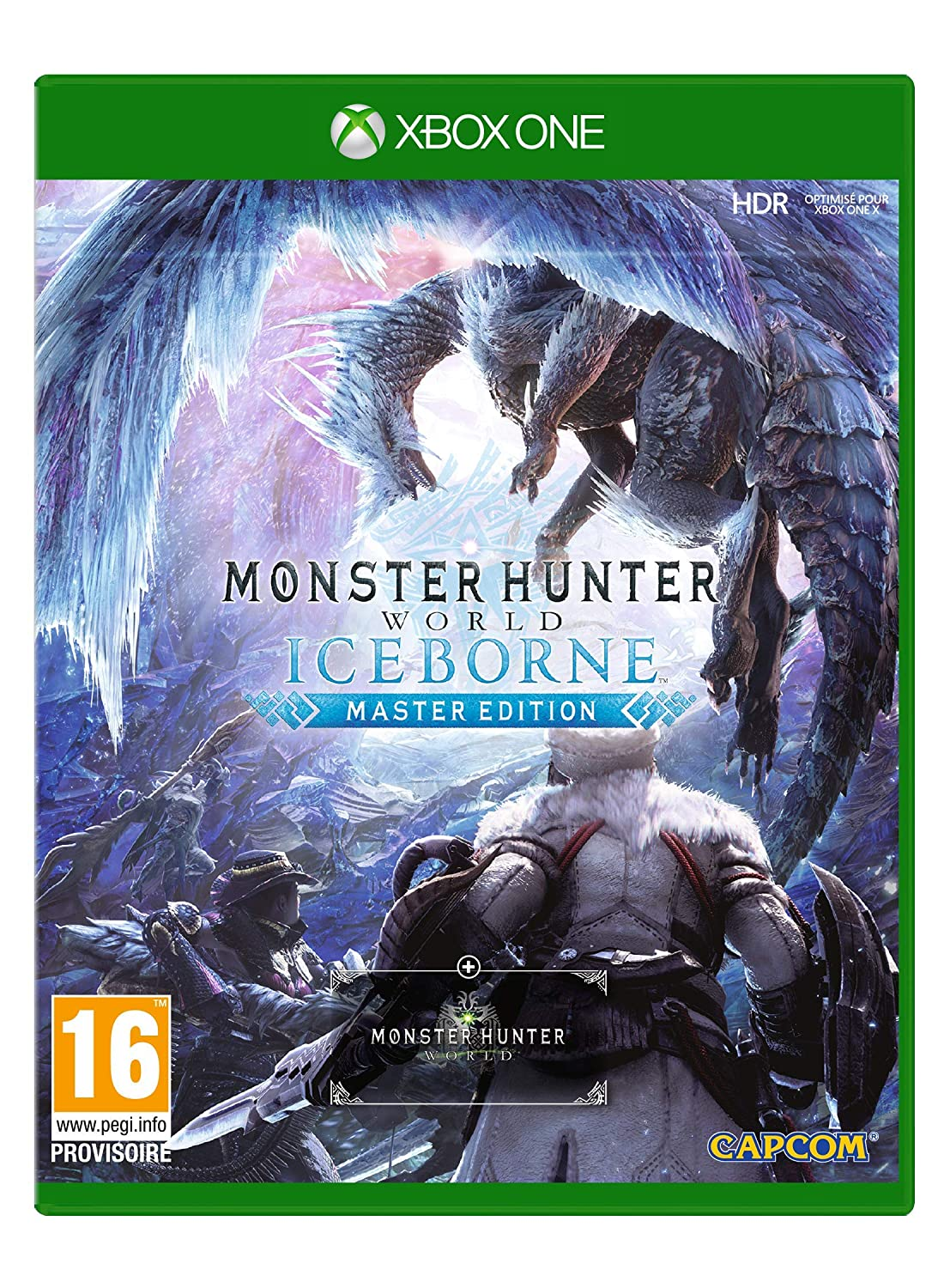 [2019-09-06]Monster Hunter World: Iceborne Master Edition PS4/one 91v9QrupbQL._SL1500_