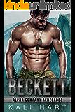 Beckett (Alpha Company Renegades Book 1)