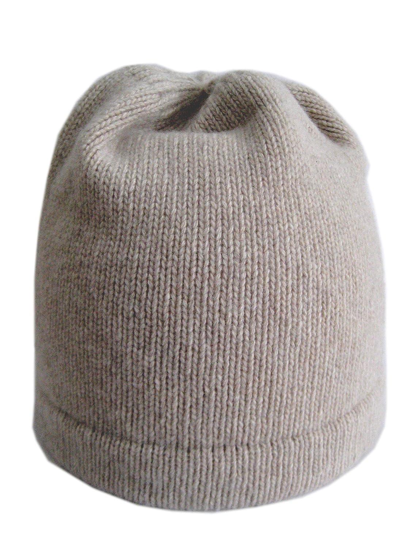 Frost Hats Luxurious Cashmere Beanie Soft Mans Hat CSH-059 Beige at Amazon  Men s Clothing store  77d3e9cc55d