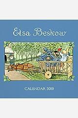 Elsa Beskow Calendar 2019 Calendar