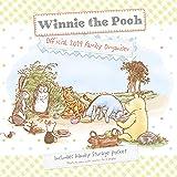 Winnie The Pooh Classic Family Organiser Official 2019 Calendar - Square Wall Calendar Format