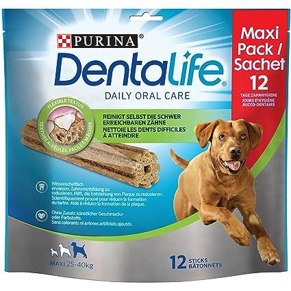 Purina DentaLife Tägliche Hunde-Zahnpflege-Snacks