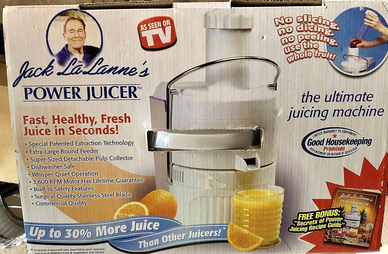 Jack LaLannes Power Juicer